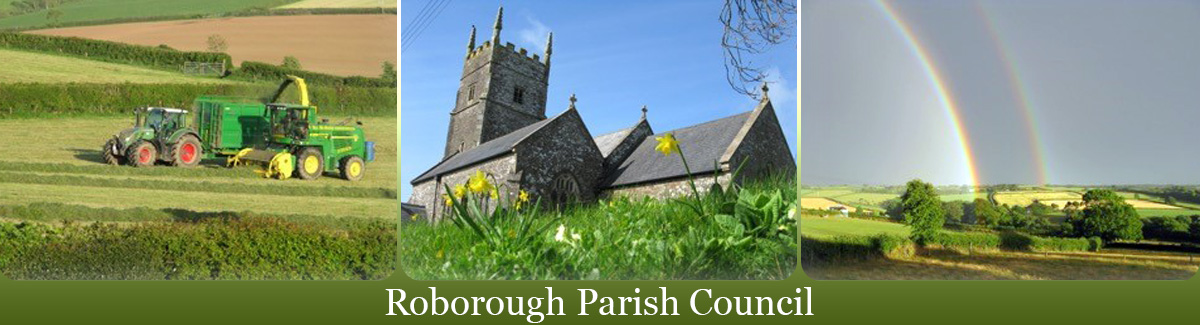 Header Image for Roborough Parish Council