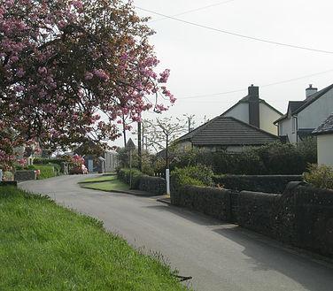 Roborough Village