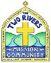 Two Rivers Mission Community Logo
